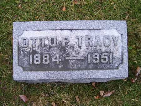 TRACY, OTTO P. - Adams County, Ohio | OTTO P. TRACY - Ohio Gravestone Photos
