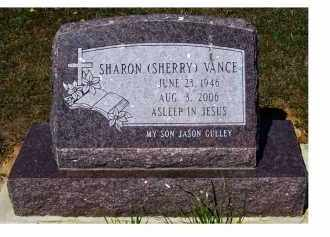 VANCE, SHARON (SHERRY) - Adams County, Ohio | SHARON (SHERRY) VANCE - Ohio Gravestone Photos