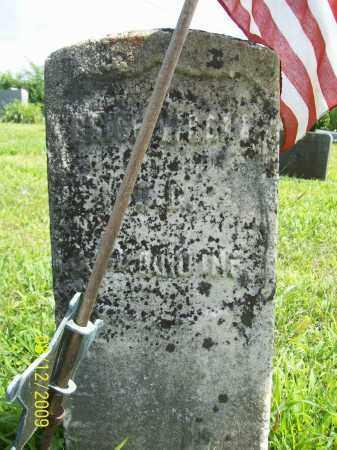 VIRGIN, BRICE - Adams County, Ohio | BRICE VIRGIN - Ohio Gravestone Photos
