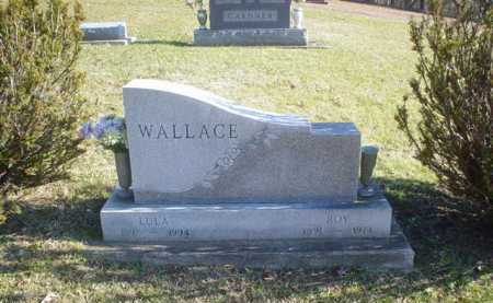 WALLACE, ROY - Adams County, Ohio | ROY WALLACE - Ohio Gravestone Photos