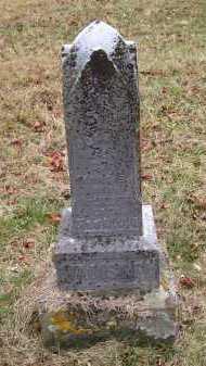 WAMSLEY, DORA E. - Adams County, Ohio   DORA E. WAMSLEY - Ohio Gravestone Photos