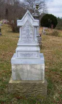 WAMSLEY, JESSE - Adams County, Ohio   JESSE WAMSLEY - Ohio Gravestone Photos