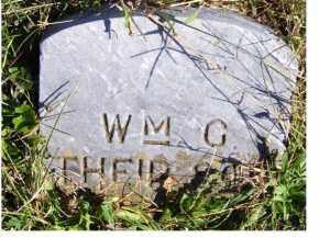 WATSON, WM. C. - Adams County, Ohio | WM. C. WATSON - Ohio Gravestone Photos
