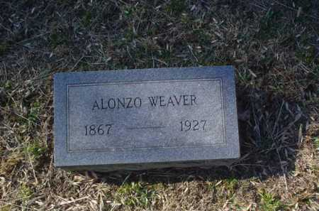 WEAVER, ALONZO - Adams County, Ohio | ALONZO WEAVER - Ohio Gravestone Photos