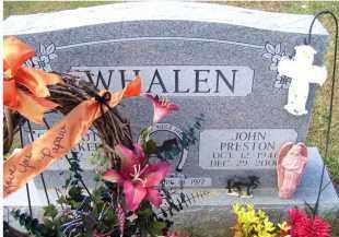 WHALEN, CHARLOTT - Adams County, Ohio | CHARLOTT WHALEN - Ohio Gravestone Photos