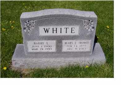 WHITE, HARRY - Adams County, Ohio | HARRY WHITE - Ohio Gravestone Photos