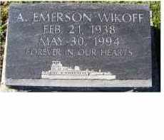 WIKOFF, A.EMERSON - Adams County, Ohio | A.EMERSON WIKOFF - Ohio Gravestone Photos