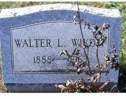WIKOFF, WALTER L. - Adams County, Ohio | WALTER L. WIKOFF - Ohio Gravestone Photos
