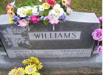WILLIAMS, ROBERT R. - Adams County, Ohio | ROBERT R. WILLIAMS - Ohio Gravestone Photos