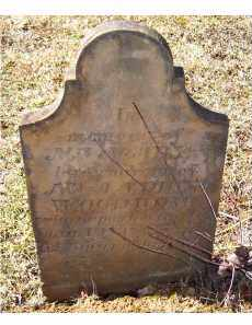 WOODROW, MARY - Adams County, Ohio | MARY WOODROW - Ohio Gravestone Photos