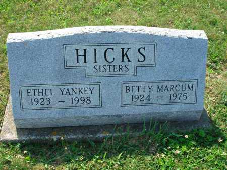 YANKEY, ETHEL - Adams County, Ohio | ETHEL YANKEY - Ohio Gravestone Photos