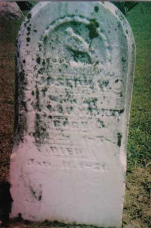 YANKEY, JOSEPH W. - Adams County, Ohio | JOSEPH W. YANKEY - Ohio Gravestone Photos