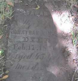 ARMSTRONG YANKEY, SARAH - Adams County, Ohio | SARAH ARMSTRONG YANKEY - Ohio Gravestone Photos