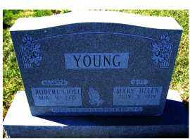 YOUNG, ROBERT (JOE) - Adams County, Ohio | ROBERT (JOE) YOUNG - Ohio Gravestone Photos