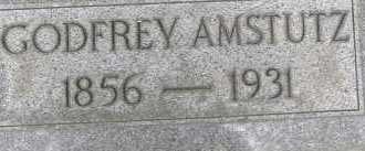 AMSTUTZ, GODFREY - Allen County, Ohio | GODFREY AMSTUTZ - Ohio Gravestone Photos