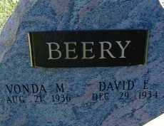 BEERY, VONDA M. - Allen County, Ohio | VONDA M. BEERY - Ohio Gravestone Photos