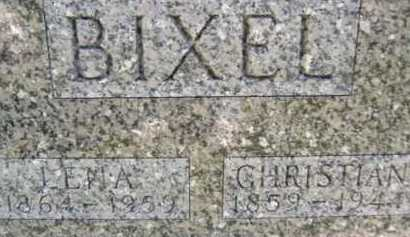 BIXEL, LENA - Allen County, Ohio | LENA BIXEL - Ohio Gravestone Photos