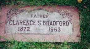 BRADFORD, CLARENCE - Allen County, Ohio | CLARENCE BRADFORD - Ohio Gravestone Photos