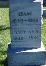 BURKHART, MARY ANN - Allen County, Ohio | MARY ANN BURKHART - Ohio Gravestone Photos