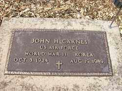 CARNES, JOHN H. - Allen County, Ohio | JOHN H. CARNES - Ohio Gravestone Photos