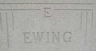 EWING, FAMILY - Allen County, Ohio | FAMILY EWING - Ohio Gravestone Photos