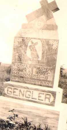 GENGLER, DOMINICK - Allen County, Ohio | DOMINICK GENGLER - Ohio Gravestone Photos