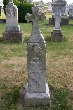GENGLER, PETER GEORGE - Allen County, Ohio | PETER GEORGE GENGLER - Ohio Gravestone Photos