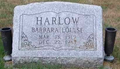 HARLOW, BARBARA LOUISE - Allen County, Ohio | BARBARA LOUISE HARLOW - Ohio Gravestone Photos