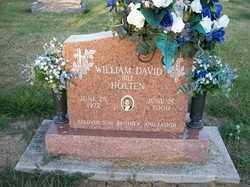 HOLTEN, WILLIAM DAVID - Allen County, Ohio | WILLIAM DAVID HOLTEN - Ohio Gravestone Photos