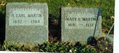 MARTIN, H. EARL - Allen County, Ohio | H. EARL MARTIN - Ohio Gravestone Photos
