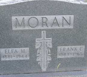 MORAN, FRANK C. - Allen County, Ohio | FRANK C. MORAN - Ohio Gravestone Photos
