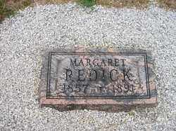 REDICK, MARGARET - Allen County, Ohio | MARGARET REDICK - Ohio Gravestone Photos