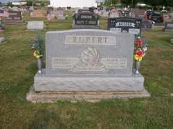 RUPERT, WILBUR - Allen County, Ohio | WILBUR RUPERT - Ohio Gravestone Photos