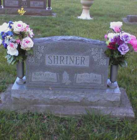 SHRINER, HOWARD C - Allen County, Ohio | HOWARD C SHRINER - Ohio Gravestone Photos