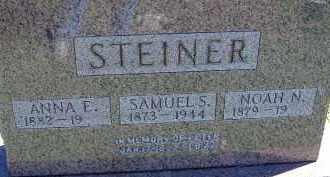 STEINER, SAMUEL - Allen County, Ohio | SAMUEL STEINER - Ohio Gravestone Photos