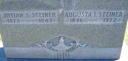 STEINER, JOSIAH - Allen County, Ohio | JOSIAH STEINER - Ohio Gravestone Photos