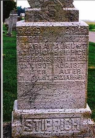 STIPPICH, AUGUST - Allen County, Ohio   AUGUST STIPPICH - Ohio Gravestone Photos