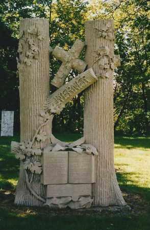 WERNER, MARIA AGNES - Allen County, Ohio | MARIA AGNES WERNER - Ohio Gravestone Photos
