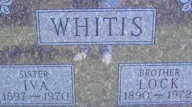 WHITIS, BROTHER LOCK - Allen County, Ohio | BROTHER LOCK WHITIS - Ohio Gravestone Photos