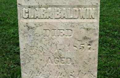 BALDWIN, CLARA - Ashland County, Ohio | CLARA BALDWIN - Ohio Gravestone Photos
