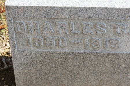 BARNHILL, CHARLES C. - Ashland County, Ohio | CHARLES C. BARNHILL - Ohio Gravestone Photos