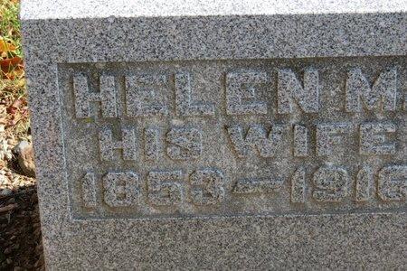 BARNHILL, HELEN M. - Ashland County, Ohio | HELEN M. BARNHILL - Ohio Gravestone Photos