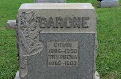 BARONE, TRYPHENA - Ashland County, Ohio | TRYPHENA BARONE - Ohio Gravestone Photos