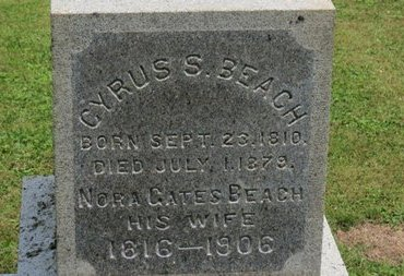 BEACH, NORA - Ashland County, Ohio | NORA BEACH - Ohio Gravestone Photos