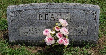 BEACH, LOUISE - Ashland County, Ohio | LOUISE BEACH - Ohio Gravestone Photos