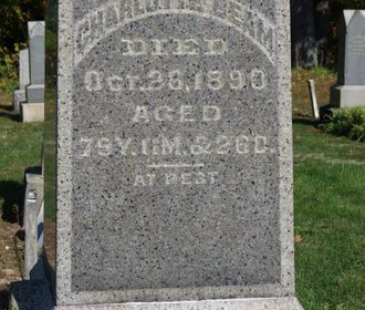 BEAM, CHARLOTTE - Ashland County, Ohio | CHARLOTTE BEAM - Ohio Gravestone Photos