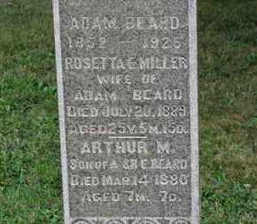BEARD, ARTHUR M. - Ashland County, Ohio | ARTHUR M. BEARD - Ohio Gravestone Photos