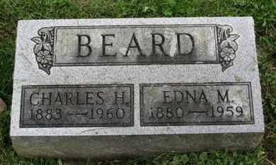 BEARD, CHARLE H. - Ashland County, Ohio | CHARLE H. BEARD - Ohio Gravestone Photos