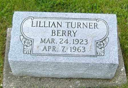 BERRY, LILLIAN - Ashland County, Ohio | LILLIAN BERRY - Ohio Gravestone Photos
