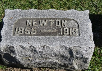 BERRY, NEWTON - Ashland County, Ohio | NEWTON BERRY - Ohio Gravestone Photos